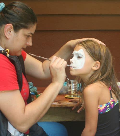 Parents volunteer and contribute in many ways at Monteverde Friends School