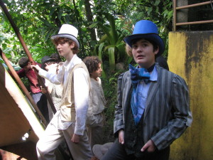 Summer camp with musical theater in Costa Rica