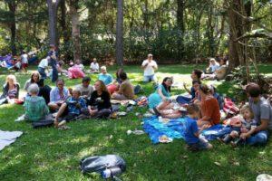 Monteverde Day picnic