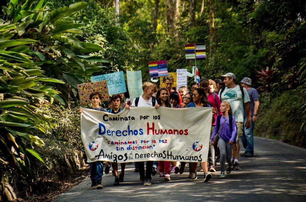 Human Rights Rally