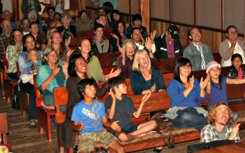 Live Music at Monteverde Friends School