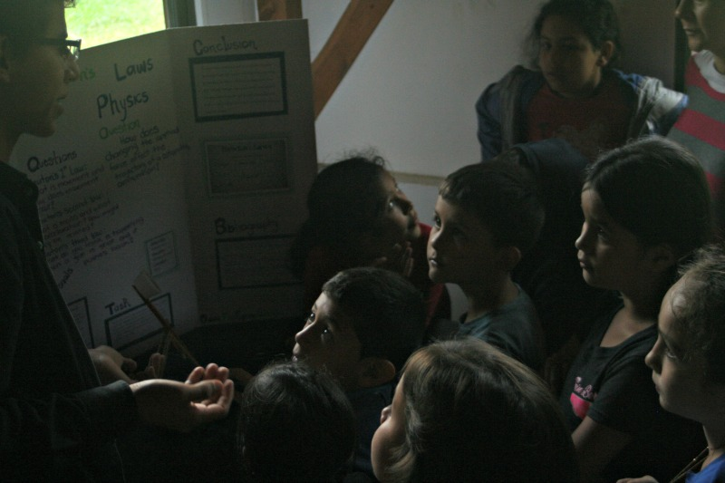 How a Science Fair Builds Community