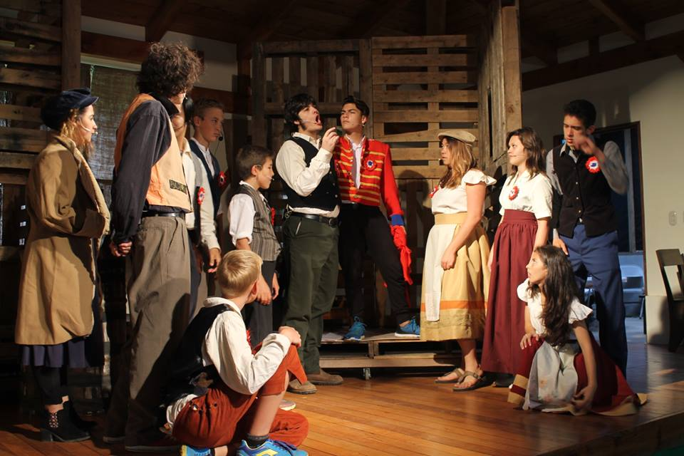 Summer Camp in Monteverde - musical theater