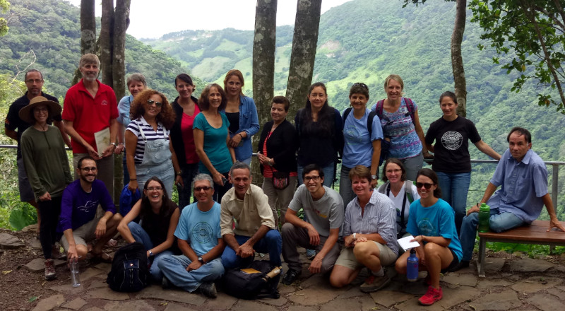 Faculty and staff of Monteverde Friends School 2016-2017, Costa Rica