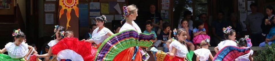 Traditional CR Dance